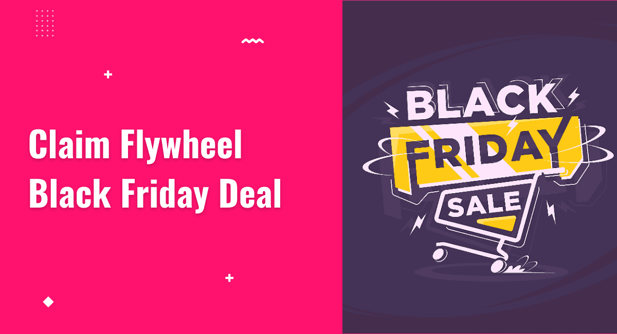 Flywheel Black Deal